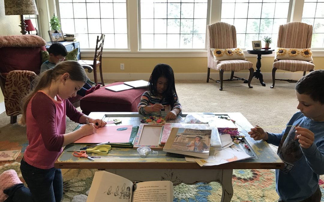 How the Read-Aloud Revival Podcast has Transformed our Homeschool and Our Family