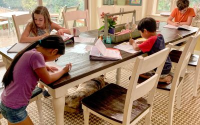Morning Time: The Heart of Our Homeschool